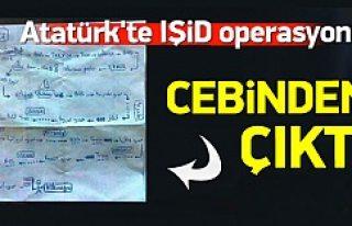 Atatürk Havalimanı'nda IŞİD operasyonu