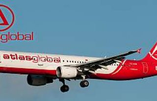 Atlas Global Havayolları ile İstanbul'a gideceklere...