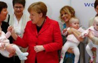 Avrupa'da evlilik dışı doğan bebeklerin sayısı...