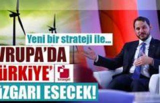 Avrupa'da 'Türkiye' rüzgarı esecek!
