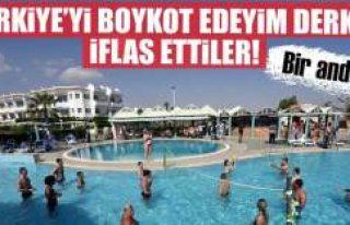 Avrupalı turizmciler Türkiye'yi boykot ederken...