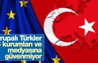 Avrupalı Türklerin AB'ye katılım raporu
