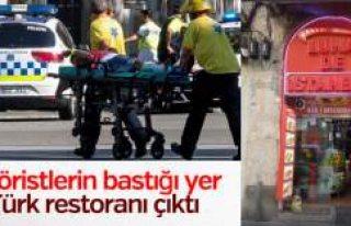 Barselona'da Türk restoranı basıldı