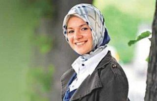 Belçika'nın Türk asıllı vekili Mahinur Özdemir...