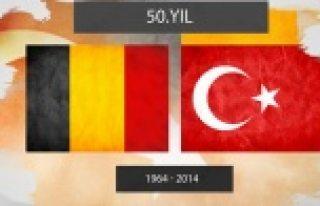 Belçika'ya İşgücü Göçü'nün 50.Yılı Belgesel...