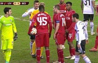 Beşiktaş - Liverpool Maçını İsveç kanalı canlı...