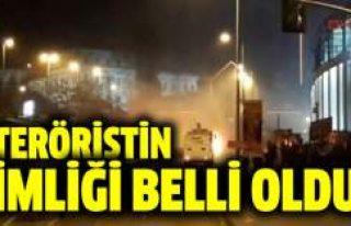 Beşiktaş'taki terör saldırısında bombacının...