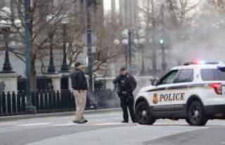 Beyaz Saray'da alarm: Kaza mı saldırı mı?