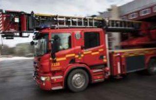 Bina yangının da bir kişi öldü
