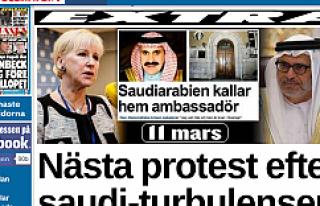 Bir ülke daha İsveç Büyükelçisini Çağırdı