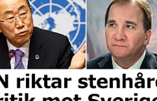 Birleşmiş Milletlerden İsveç'e çok sert uyarı...