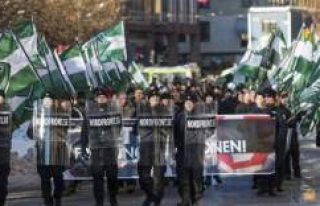 Bu kez İsveç: Neo-Nazi grup Yom Kipur günü yürüyüşe...
