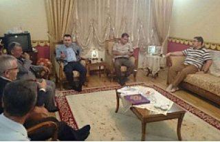 Büyükelçi Ahmet Demirok, memleketi KULU'da