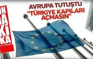 Çavuşoğlu'nun açıklamaları sonrası Avrupa...