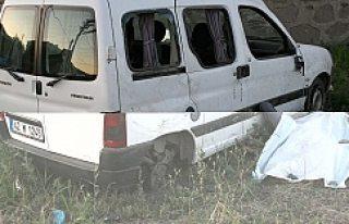 Celepli vatandaşımız kazada hayatını kaybetti