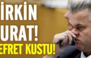 Çirkin adam: 'Türklere kapıları kapatalım'