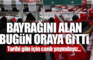 Cumhurbaşkanı Erdoğan, Avrasya Tüneli'ni...