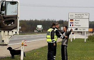 Danimarka'da sınırda pasaport kontrolüne başlıyor
