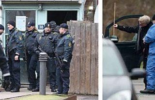 Danimarka şokta, bir terör saldırısı daha...VİDEO