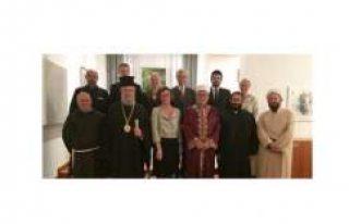 Dini liderler İsveç'te bir araya geldi