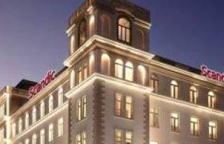 Dolandırıcı Stockholm'deki 17 değişik otelde...