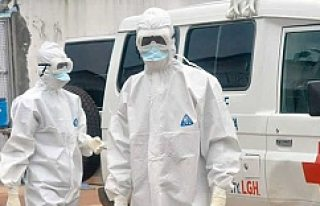 Ebola şüphesi İsveç'i alarma geçirdi