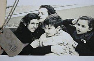 Emine Yılmaz 3 yıl sonra çocuklarına kavuştu