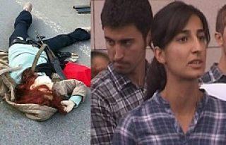 Emniyete saldıran kadın teröristin kimliği belli...