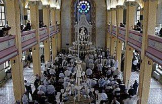 Erdirne'de açılan sinagog, İsveç'te...