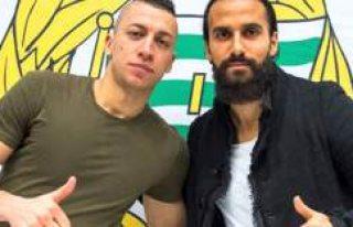 Erkan Zengin'in İsveç Takımına Transferi...