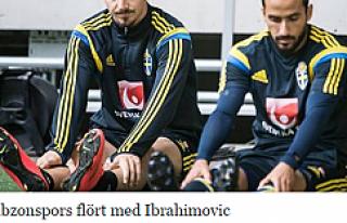 Erkan'dan sonra Zlatan'da Trabzon'a mı gidiyor?