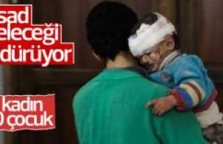 Esad 2 günde 40 sivili öldürdü