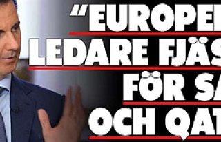 Esed'den, Türkiye, İsveç, Katar ve Suudi Arabistan'a...