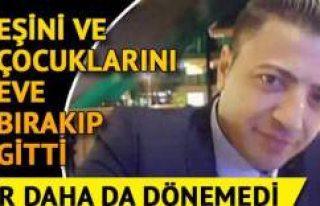 Eski UETD Danimarka Teşkilat Başkanı Ahmet Kaya...