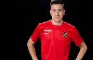 Eskişehirspor'dan sürpriz transfer! İsveç'ten...