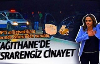 Esrarengiz cinayette CHP'li vekil aracı