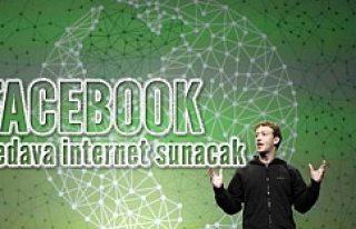 Facebook, Bedava İnternet Sunacak