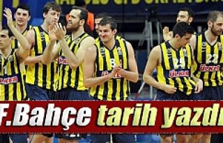 Fenerbahçe'den potada tarihi başarı!
