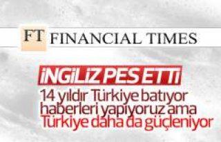 Financial Times'ın analizi: Türkiye ekonomisi...
