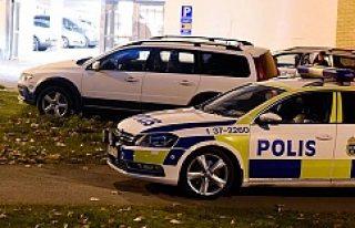 Flemingsberg bir kişi öldürüldü