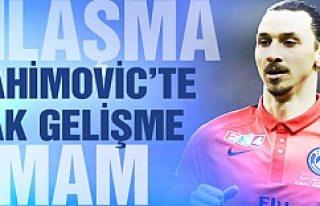Galatasaray'da İbrahimoviç harekatı