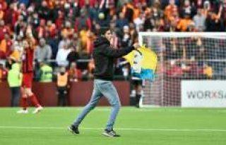 Galatasaray maçından dolayı Östersund para cezası...