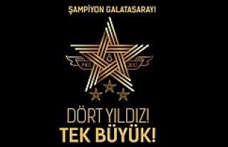 Galatasaray resmen şampiyon