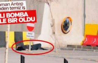 Gaziantep Emniyet Müdürlüğü'ne saldıran...