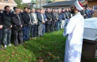 Geçen hafta öldürülen UETD yöneticisi Türkiye'de...