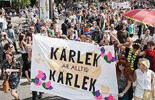 Göteborg'da 14 bin kişiyle rekor kırıldı
