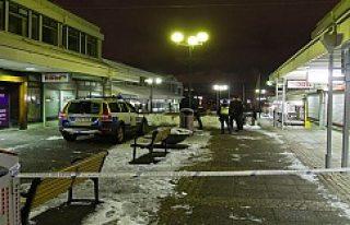 Göteborg'da bir Türk restoranına saldırı...