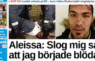 Göteborg'da güvenlik görevlilerinden öldüresiye...
