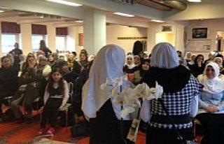 Göteborg'da Kadınlar Günü kutlandı