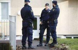 Göteborg'de bir kişi evde ölü bulundu